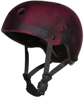 Mystic MK8 X Oxblood Red Helmet