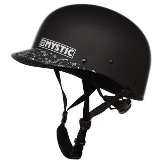 Mystic Shiznit Black Helmet