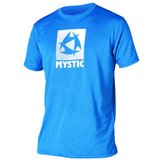 Mystic Star S/S Quickdry Blue