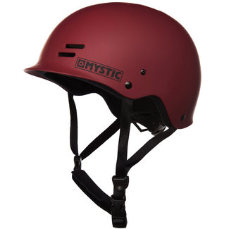 Mystic Predator Helmet Dark Red