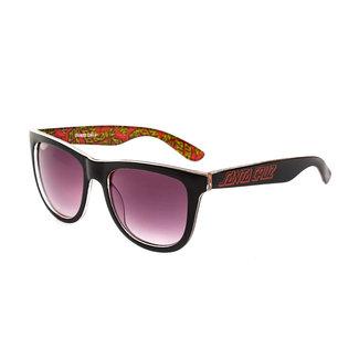 Santa Cruz Multi Classic Dot Sunglasses Black
