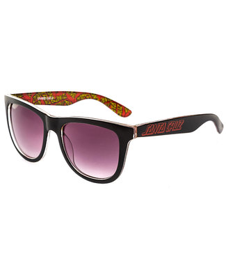 Santa Cruz Multi Classic Dot Sunglasses Black