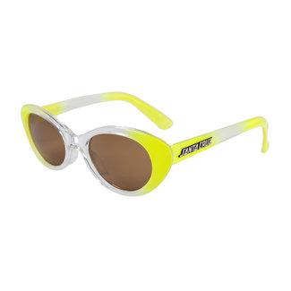 Santa Cruz Tropicana Sunglasses Crystal Yellow