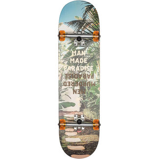 Globe G1 Man Made 8.375 Skateboard Complete Paradise