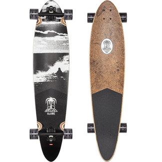 Globe Pinner Classic 40 Longboard Coconut/Black Tide