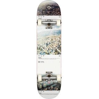 Globe G2 Sprawl 7.75 Skateboard Complete Metropolypse