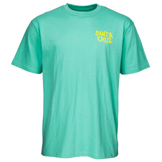 Santa Cruz Hand Wall tee M spearmint
