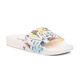 Vans Slide-on (Kide) Marshmallow Slippers