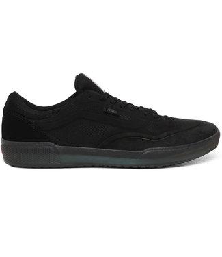Vans Ave Pro Shoes Black Smoke