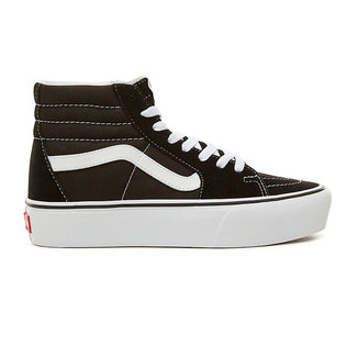 Vans Sk8-Hi Platform 2 Shoes Black/True White