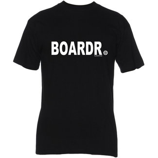 Boerteun BOARDR T-shirt Black