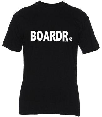 Boerteun BOARDR T-shirt Black