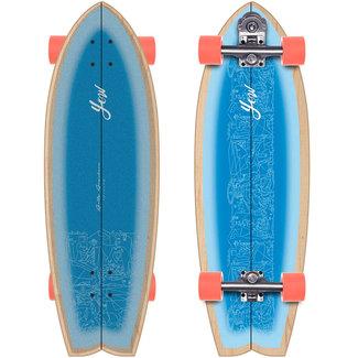 """YOW Aritz Aranburu 30.5"""" Signature Series Yow Surfskate"""