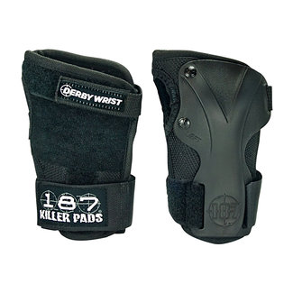 187 Killer Pads Derby Wrist Guards