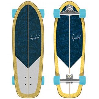 "Long Island Papaya 29.5 "" Surfskate Complete"