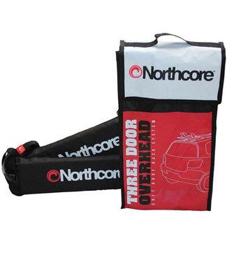 Northcore 3 Door Overhead Soft Roofracks