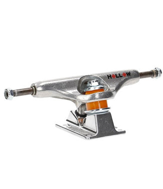 Independent 139 Stage 11 Forged Hollow Trucks Silver