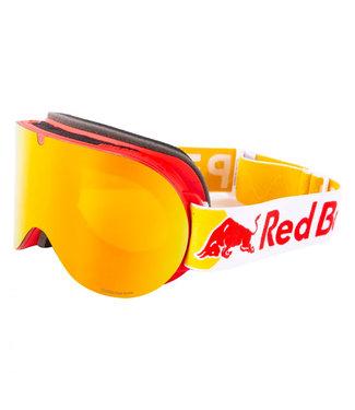 Red Bull Eyewear Bonnie Goggles Red/Orange S2