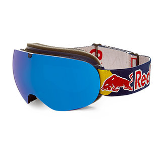 Red Bull Eyewear Magnetron Goggles Dark Blue S3