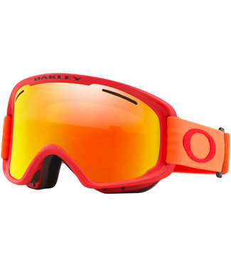 Oakley O-Frame 2.0 PRO XM Goggles Red Neon Orange