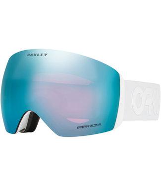 Oakley Flight Deck FP Goggles Whiteout Snow Sapphire