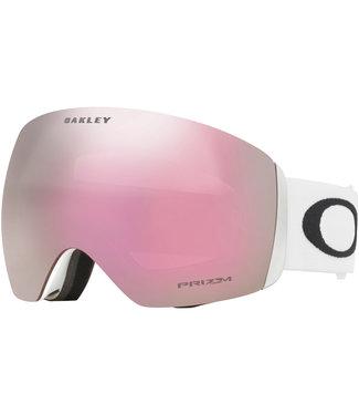 Oakley Flight Deck Goggles Matte White Hi Pink