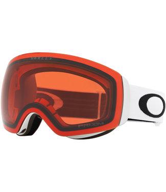 Oakley Flight Deck XM Goggles Matte White Snow Rose