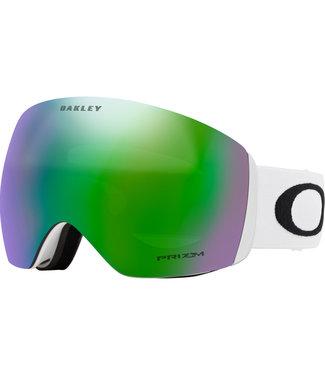 Oakley Flight Deck Goggles Matte White Snow Jade