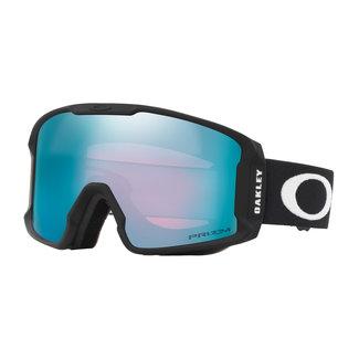 Oakley Line Miner Goggles Matte Black Snow Sapphire