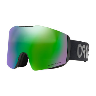 Oakley Fall Line XL FP Goggles Blackout Snow Jade