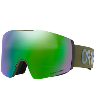 Oakley Fall Line XL FP Goggles Progression Snow Jade