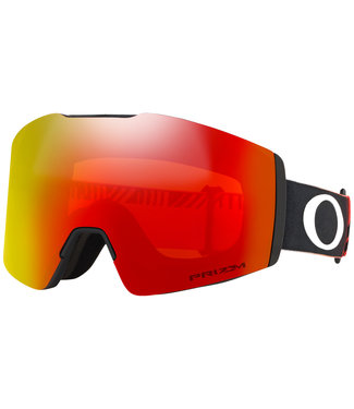 Oakley Fall Line XM Goggles Fade Snow Torch