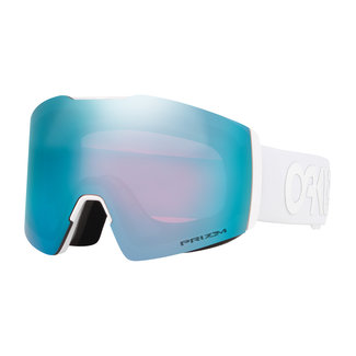 Oakley Fall Line XL FP Goggles Whiteout Sapphire
