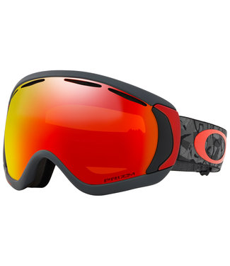 Oakley Canopy Goggles Camo Vine Night Torch