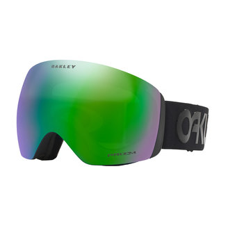 Oakley Flight Deck FP Goggles Blackout Jade