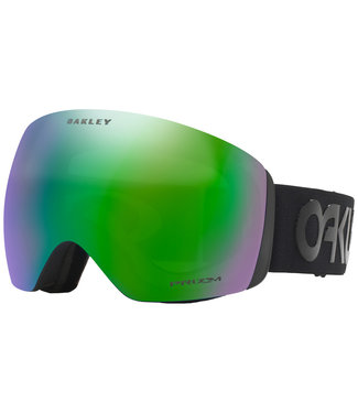 Oakley Flight Deck FP Goggles Blackout Jade