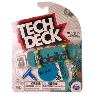 Tech Deck Habitat Logo