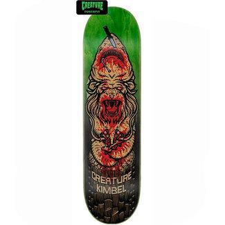 "Creature Willis Kimbel Totem Powerply 9.0"" Skateboard Deck"
