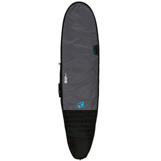 Creatures Of Leisure 9'0 Longboard Day Use Surf Boardbag Charcoal Cyan