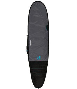 Creatures Of Leisure 9'0 Longboard Day Use Surf Boardbag Charcoal Cyan
