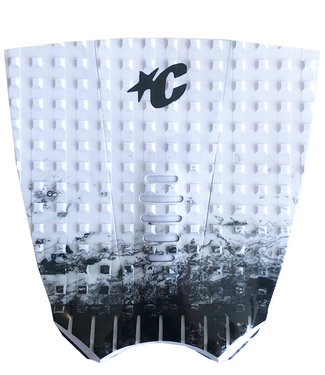 Creatures Of Leisure Mick Fanning Traction Pad White Fade Black