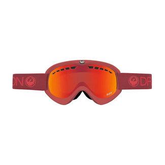 Dragon DX Epoch Goggle Red Ion + Dark Smoke Lens
