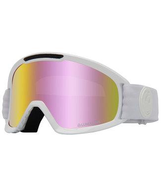 Dragon DX 2 Whiteout Goggle Pink Ion LumaLens + Dark Smoke LumaLens
