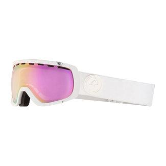 Dragon Rogue Whiteout Goggle Pink Ion LumaLens