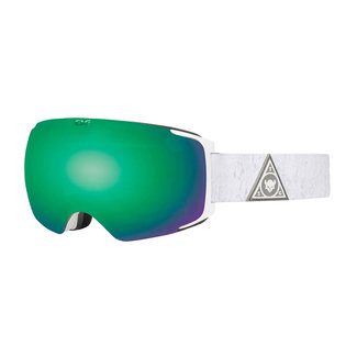 TSG Goggle Two Woody / Green Chrome Lens + Yellow Bonus Lens