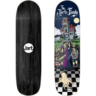 "Jart Jarts Family Pool Before Death 8.375"" Skateboard Deck"