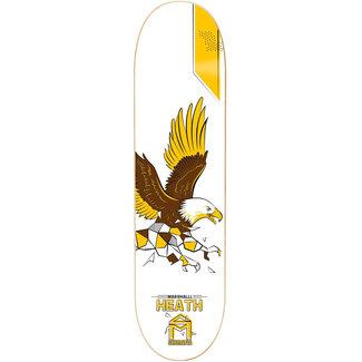 "Sk8Mafia Marshall Heath Geo 8.1"" Skateboard Deck"