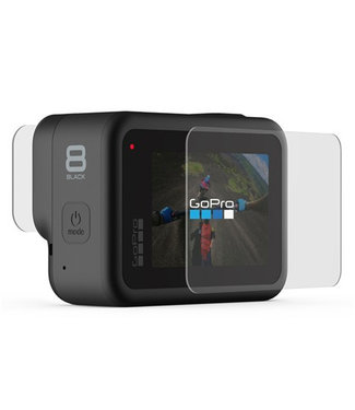 GoPro Tempered Glass Lens + Screen Protectors