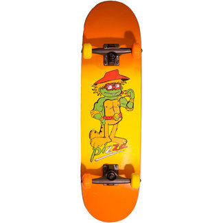 """Pizza Skateboards Turtle 8.375"""" West-Site Complete"""