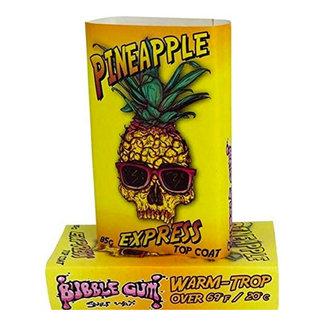 Bubble Gum Surf Wax Pineapple Warm - Tropic >21°C